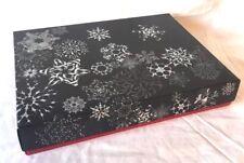 New ListingSaks Fifth Avenue Designer Wilson Bentley Snowflake Sweater Gift Box