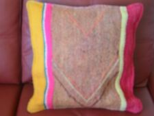 Peruvian Wool Handmade Pillow Cover