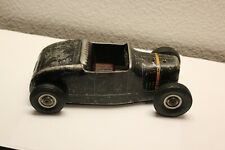 All American Hot Rod Tether Car Los Angeles 1950's metal body