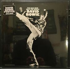 David Bowie Man Who Sold The World SEALED USA 1972 RCA LP With Poster
