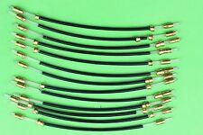 100 pcs High Quality 4/4-3/4 Violin Tail Gut. Tailpiece adjuster, Violin Parts