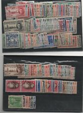1946 Victory Omnibus complete commonwealth set 164 fine used stamps
