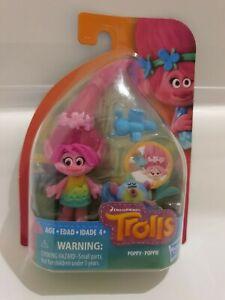 NEW Trolls Poppy poppie With Critters hasbro