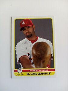 Albert Pujols 2009 O-Pee-Chee #100 [Base] St. Louis Cardinals