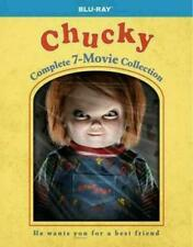 Chucky: Complete 7-Movie Collection (Blu-ray, 2017, Set of 7 Discs)