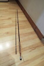 10 ft 1980's fly  Rod With  Cork Handle by Marcus Warwick of Uppingham