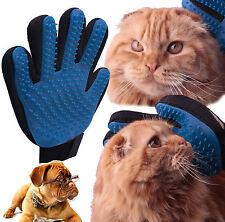 Fellpflegehandschuh Hund Katze Fellpflege PET Grooming Tierhaarpflege Bürste
