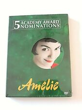 Amelie 2 Disc Set Special Edition Dvd Movie New Sealed Ships Free next Day