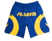 Just Don Los Angeles Rams Basketball Shorts