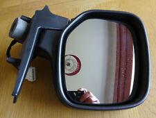 Replacement NS Left Door Wing Mirror Heated Peugeot Partner Citroen Berlingo
