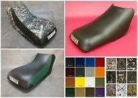 Yamaha TIMBERWOLF 250 Seat Cover in BLACK, VARIOUS COLORS OR 2-TONE  (ST)