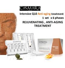 CASMARA 1 Treatment INTENSIVE Q10 REJUVENATE ANTI-AGE-1 x 6 phases peel off mask