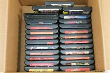 Discounted Genesis Lot Of 25 Games - Toejam & Earl, Aladdin, Sonic Classics