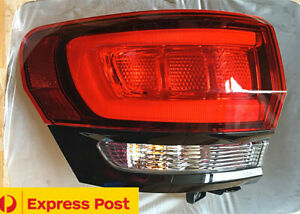 GENUINE LH External REAR LAMP BLACK TAIL LIGHT FOR JEEP GRAND CHEROKEE WK 07/13-
