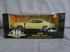 1968 Oldsmobile 442 1/18 Scale Diecast