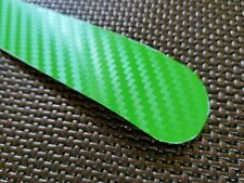 GREEN Carbon Fiber Chain stay Frame Protector Guard sticker decal