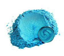 "Eye Candy Mica Powder Pigment ""Okinawa Blue� (50g) Multipurpose Diy Arts and ."