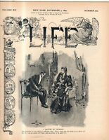 1892 Life November 3 - Leap year; Detroit industries; Chicago too crowded;