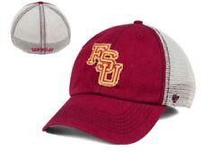 wholesale dealer daa01 f1889 New NCAA 47 Brand Florida State Seminoles Tally Closer Mesh Flex S M Cap Hat