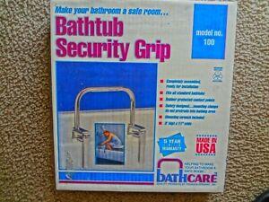 Bathtub Security Grip. Model 100. New.