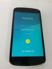 LG Nexus 4 16GB Black LG-E960 (Unlocked) Great Phone Discounted JW9021