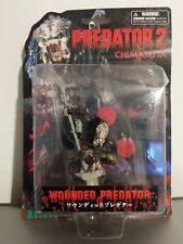 "Predator 2 Chimasuta WOUNDED PREDATOR Kotobukiya 4"" Statue - NEW McFarlane Spawn"