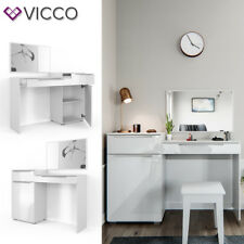"VICCO Dressing Table ""Little Lillie"" white - Makeup, Desk, Dresser, Bedroom"