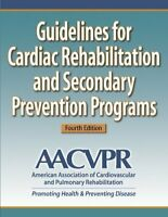 Guidelines for Cardiac Rehabilitation and S... by American Association Paperback