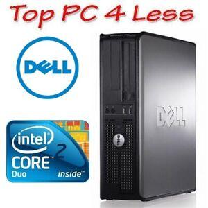 Dell OptiPlex 755 Desktop Core 2 Core E6550 2G 80G DVD Windows XP Pro
