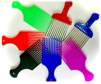 Afro metal comb pik unitangle – Afro comb