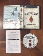 o320o The Elder Scrolls IV : Knights of the Nine (PC CD-ROM, 2006) Game