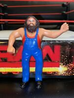 LJN BEND EMS WWF HILLBILLY JIM WRESTLING FIGURE TITAN SPORTS 1985 RARE WWE