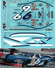 NASCAR DECAL # 6 VIAGRA 2001 FORD TAURUS  MARK MARTIN SLIXX