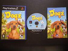DOGZ : JEU Sony PLAYSTATION 2 PS2 (UbiSoft COMPLET envoi suivi)