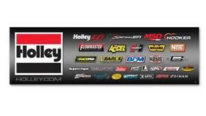Holley Brands Banner - 36-277