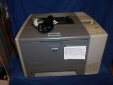 HP Laserjet 2420d Workgroup Printer Pg Count 77,384