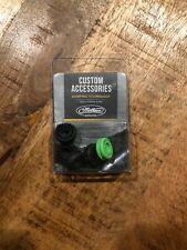 Mathews custom dampening accessories Rubber roller Black And Green 5 pack