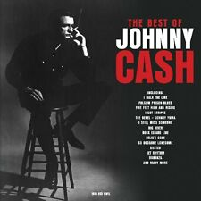 Johnny Cash - The Best Of (180g Red Vinyl 2LP) NEW/SEALED