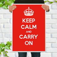 KEEP CALM AND BUY SHOES GLOSSY POSTER PICTURE PHOTO PRINT carry on funny 2312