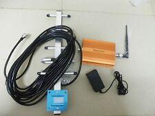 GSM/CDMA 3G 4G 850MHz GSM Repeater Cell Phone Signal Booster + Yagi Antenna Kit