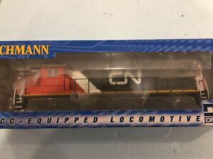 Bachmann GP 38-2 CN # 4718 with DCC