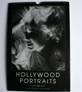 Official HOLLYWOOD PORTRAITS 1985 calendar The Kobal Collection