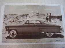 1954 MERCURY MONTEREY COUPE     11 X 17  PHOTO /  PICTURE