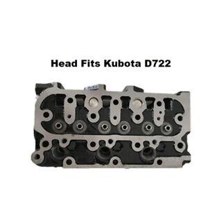 New D722 Cylinder Head Fits Kubota G1900