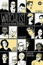 Watchlist: 32 Stories by Persons of Interest-ExLibrary