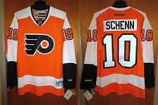 Brayden Schenn Reebok Premier Jersey Home Philadelphia Flyers NEW WT