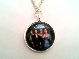 JLS GROUP BAND necklace