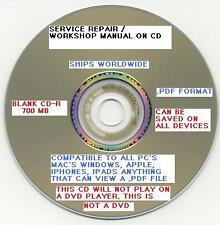 1995 - 2004 Yamaha YFM35FXG YFM350FXG Wolverine Atv Service Repair Manual on CD