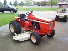 Allis Chalmers Garden Tractor 616 620 718 720 Repair Shop Service Manual CD FAST