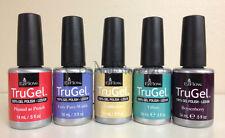 EZFlow TruGel - Gel Nail Polish- Set of 5 Colors
